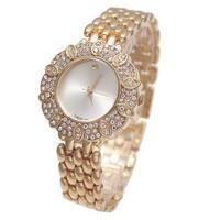 G D Golden Women S Quartz Wristwatches Stainless Steel Reloje Mujer Luxury Ladys Bracelet Watch Dress