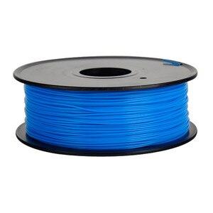Image 4 - 10PCS 1.75MM 1KG/PC PLA ABS 3D Printer Filament For 3D Pen Rubber Ribbon Consumables Material DIY Filament For 3D Printer
