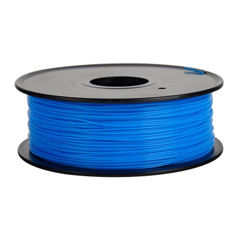 3d Printing Materials de plástico borracha consumíveis fita Color : Black/white /red /blue / Green /orange