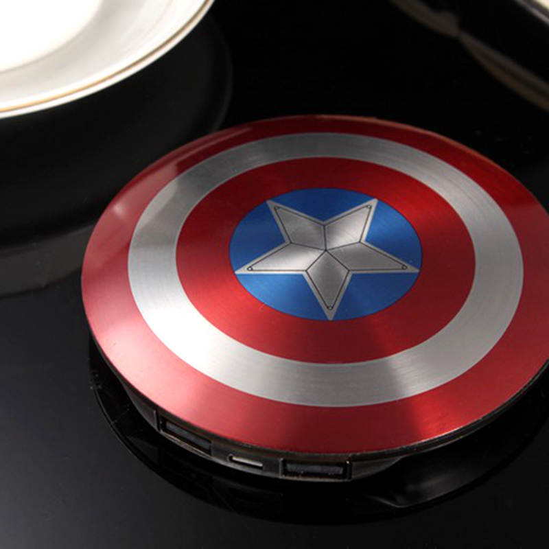 Harga Power Bank Captain America