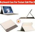 Local Language Layout Wireless Bluetooth Keyboard For Teclast X98 Plus II PC,Keyboard Case For Teclast X98 Plus II And 5 Gifts