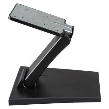 Wearson WS-03A regulowana podstawa monitora LCD uchwyt składany VESA Monitor biurko stojak POS z otworem VESA 75x75mm 100x100mm tanie i dobre opinie 20 Adjustable LCD Monitor Stand Mount