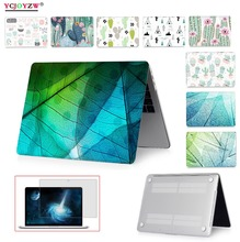 Hot  Picture Case For Apple Macbook Air 13 Pro Retina 11.6 13.3 15.4 inch Laptop Bag New 15 Touch bar - A1932