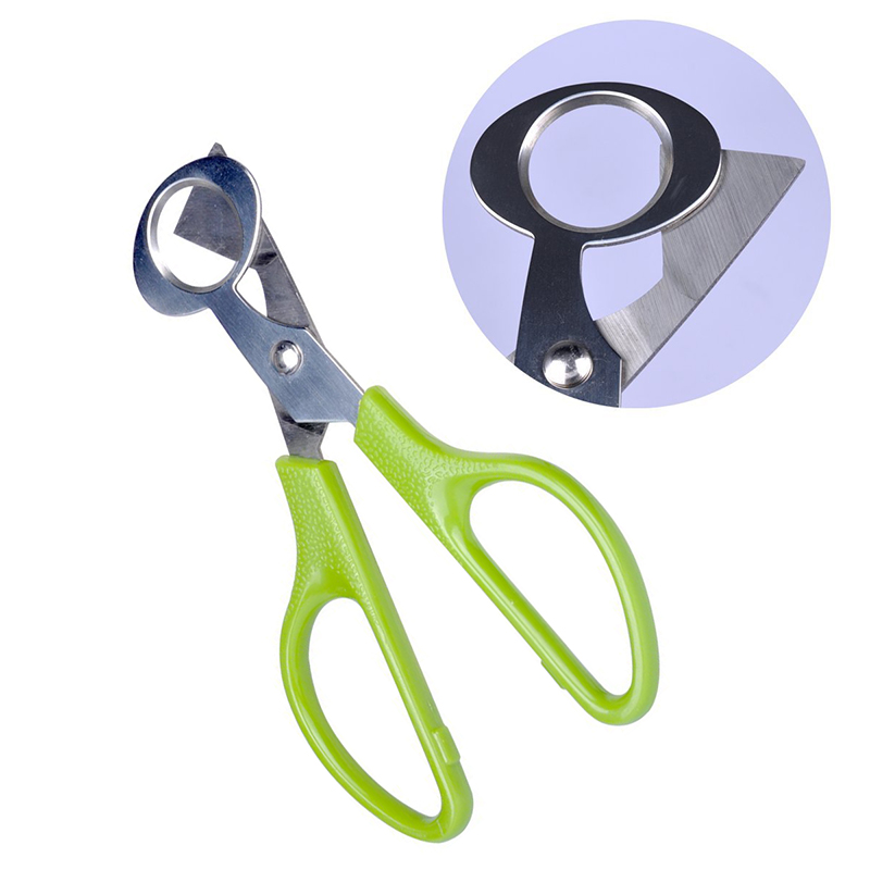 Slicers Scissors Gadgets Kitchen-Accessories Quail-Egg Stainless-Steel Egg-Cutting Pigeon