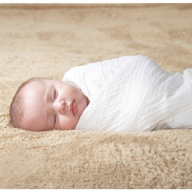 Новорожденных Аден anais Бамбуковые Одеяла Хлопка 2 слоя Марли Летом Ребенка Пеленать Младенцев Wrap Multifunctioanl Конверт Постельное белье