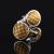 Bzd01z marrom de lenço abotoaduras quadrado bolso de seda auto laço partido clássico casamento