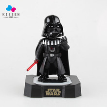 Kissen Egg Attack Star Wars Darth Vader PVC Action Figure Collectible Model Toy with LED Light & Sound 7″ 18cm