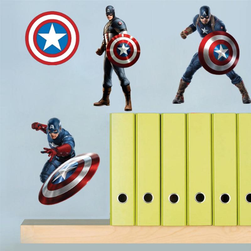 Contemporary Superhero 3d Wall Art Adornment - Art & Wall Decor ...