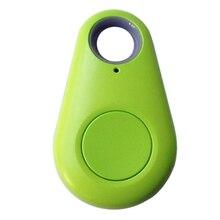 hot deal buy new gps trackers pet mascotas dogs keys dog bluetooth anti-loss app software 75 feet battery 6 month