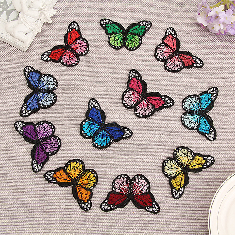 Online buy wholesale butterfly appliques from china