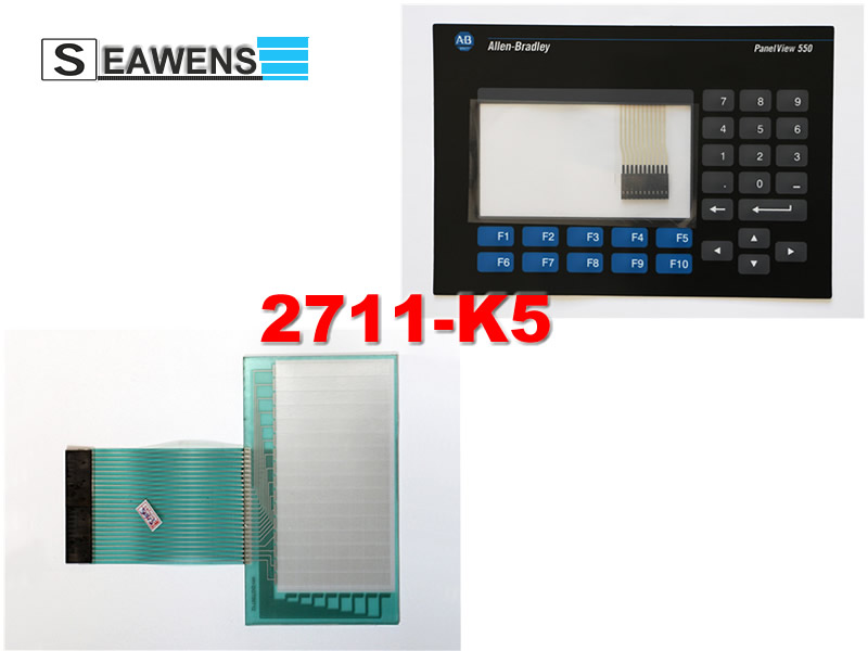 все цены на  2711-K5A2 touch screen + membrane (2711-K5) keypad for Allen-Bradley HMI 2711-K5A2, FAST SHIPPING  онлайн