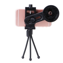 Best price 12*50 New Hiking New Hiking Universal Monocular Telescopes Hiking Concert Camera Lens and Cell Phones Holder Circle Lens View