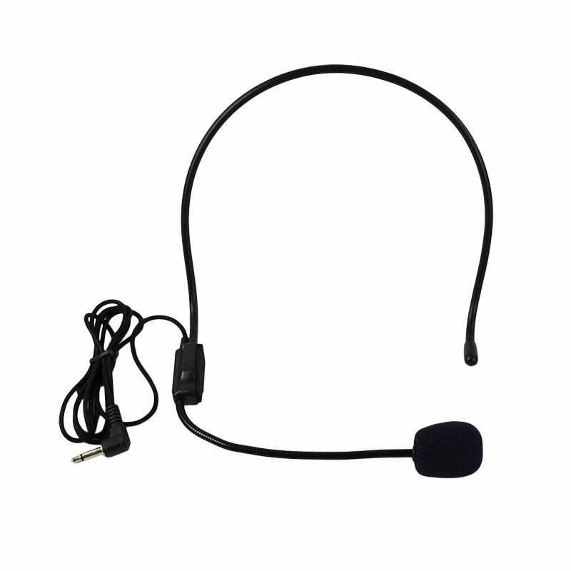 microphone jack wiring promotion shop for promotional microphone microphone vocal wired headset microfono for voice amplifier speaker mike