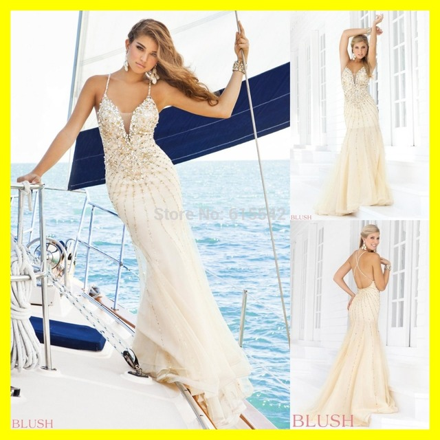 c65a0022f Paparazzi Prom Dresses Modest Under Local Dress Stores Tulle Trumpet   Mermaid Floor-Length None
