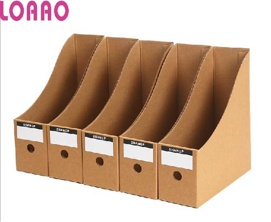 Eco Friendly Cardboard Office Organizer