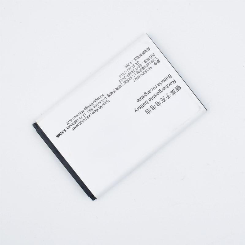 D'origine Hekiy 100% Garantie 1600 mah AB1600DWML/AB1600DWMT Batterie Pour PHILIPS S309 Li-ion Batterie Par Livraison Gratuite