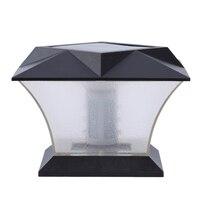 1 יחידות נייד שמש מופעל Led מנורת קיר וילה בית אורות נוף גן אנרגיה סולארית חיצוני קמפינג שמש LED אורות