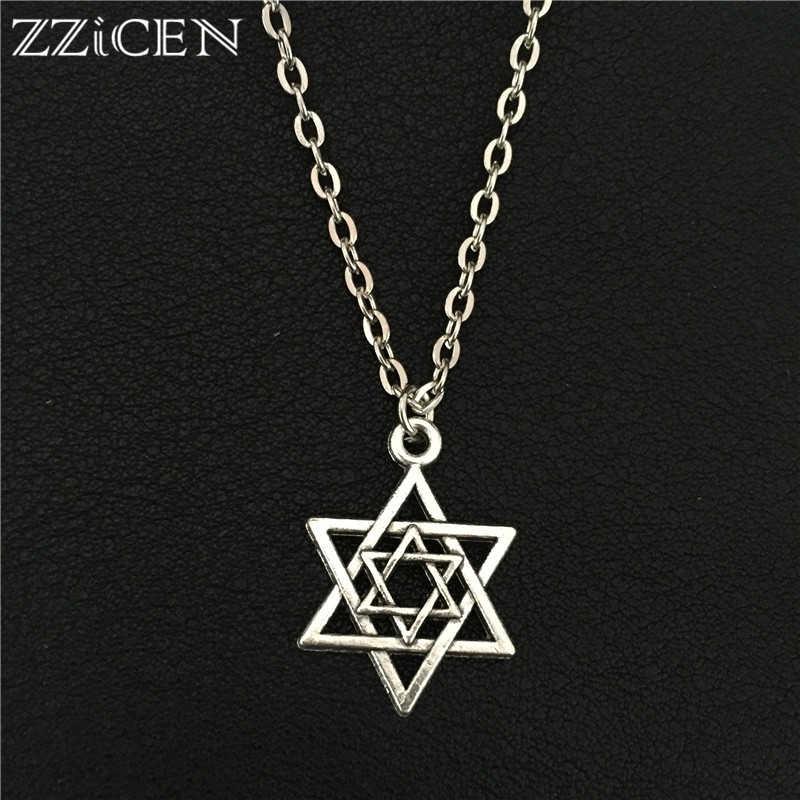 ... about New Vintage Israel Judaica Antique Silver Jewish Magen Star of David  Pendant Necklace Women Bat Mitzvah Gifts Hexagram Jewelry on Aliexpress.com  ... 7d575407a6d9
