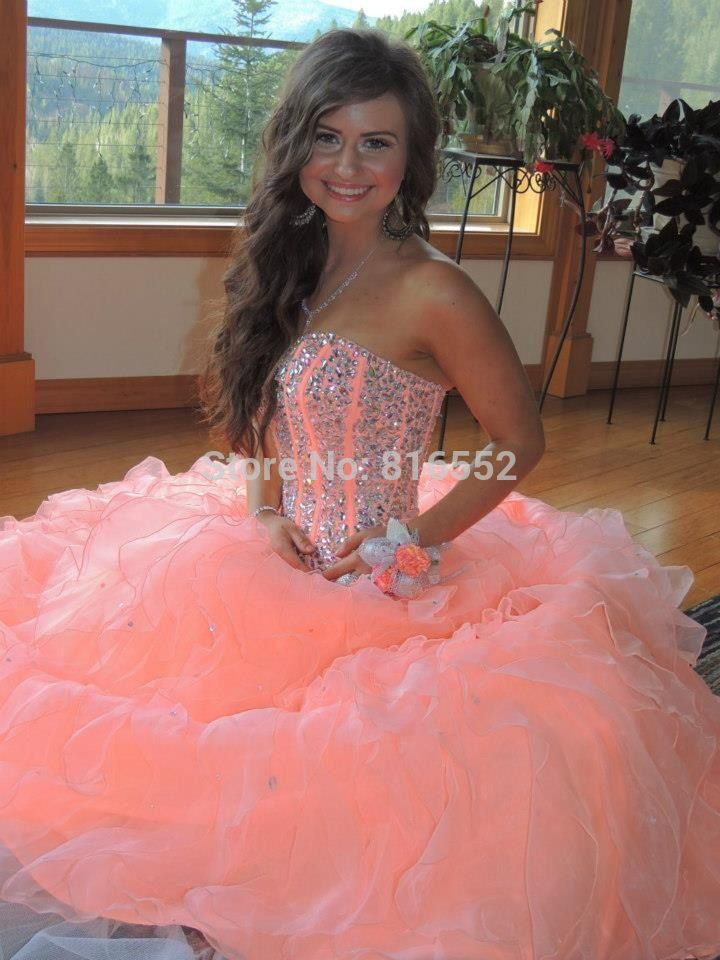 Sexy Quinceanera Dress Promotion-Shop for Promotional Sexy ...