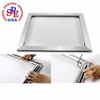 Inner Size 60 70cm Screen Frame 2015 Type Self Tensioning Screen Frame Easy Operate High Quality