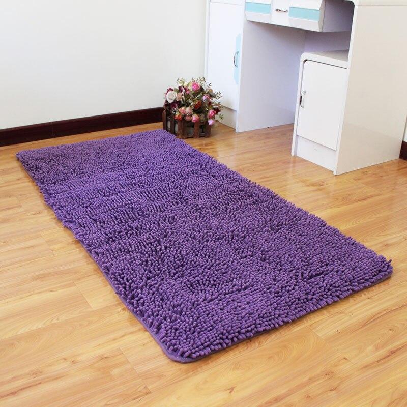 60x120cm 23quotx47quot Microfiber Chenille Living Rom Carpet Modern Shaggy Design Area Rug