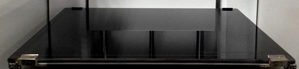 Ultimaker 2 UM2 257x230x4mm 3D printer hissələri üçün isti yataq - Ofis elektronikası - Fotoqrafiya 2