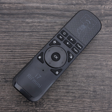 10pcs Original Rii Mini i7 2.4G Wireless Fly Air Mouse Remote Control for Android TV Box mini Gaming X360 PS3 Smart PC