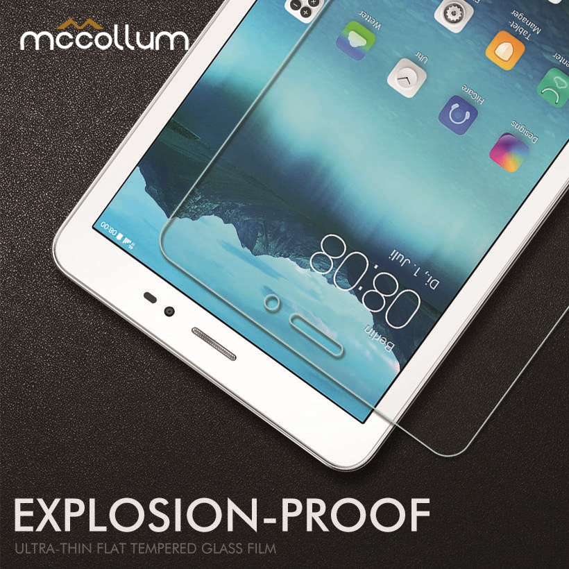 Tempered Glass For Huawei Mediapad T1 10 8.0 7.0 Honor Note 9.6 Screen Protector Protective Film On Huawei T3 T5 8.0 Play Pad 2