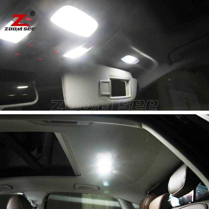 16pc X 100% canbus brez napake LED žarnica Notranjost kupola - Avtomobilske luči - Fotografija 3