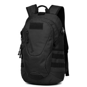 Image 5 - Outdoor Tasche Wasserdicht Militärischen Rucksack Frauen männer Wandern Taktische Rucksack 900D Nylon Klettern Tasche Sport Tasche