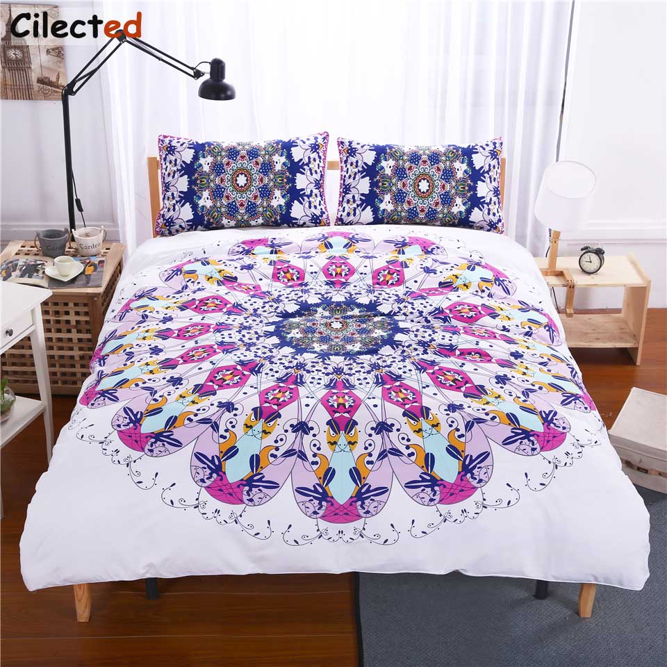 online buy wholesale stylish duvet covers from china stylish duvet  - cilected swirl bedding set blue red twill bohemian bedclothes cover multisizes  pcs stylish duvet