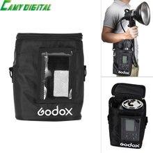 Godox PB-600 de Flash Portátil Bolsa de Transporte Bolsa De Nylon Para Godox AD600/AD600BM/AD600B/AD600M Strobe Luz de Flash para Al Aire Libre