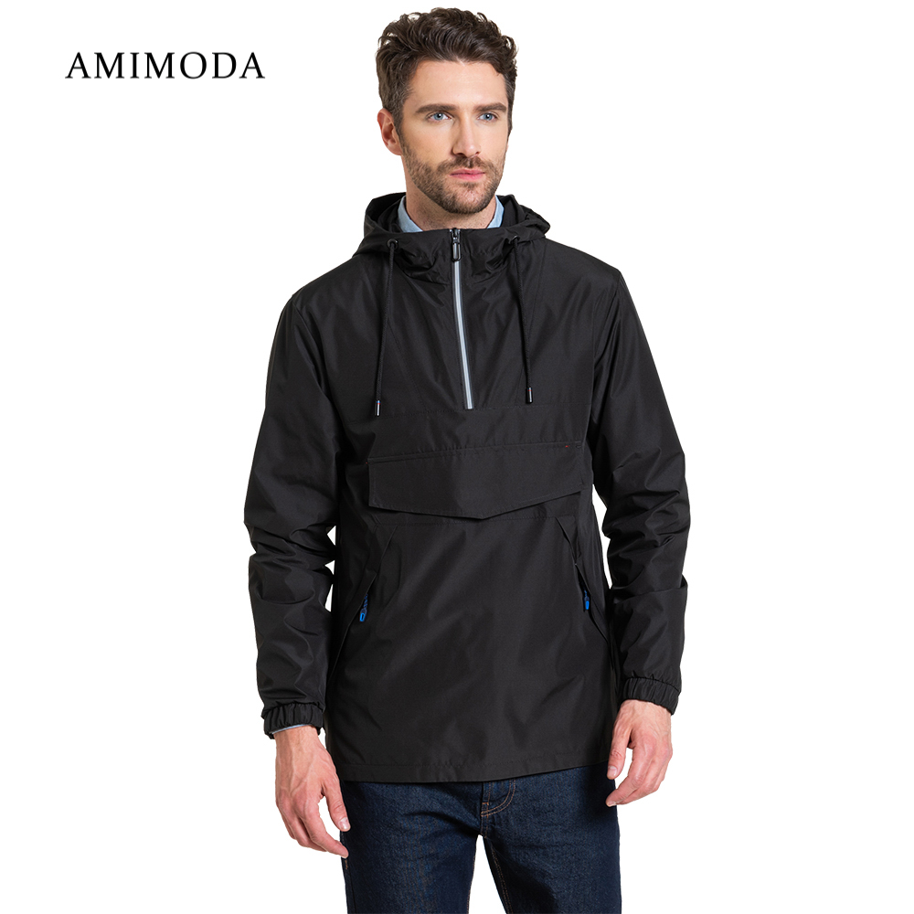 Jackets Amimoda 10029-01 Men\'s Clothing windbreakers for men  cloak jacket coat parkas hooded jackets amimoda 10013 0208 men s clothing windbreakers for men cloak jacket coat parkas hooded