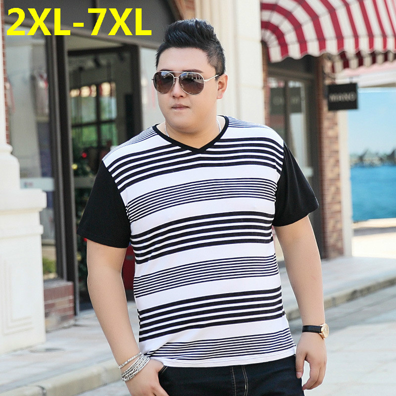 2018 nouveau grande taille 9XL 8XL 7XL 6XL mode hommes étrangers choses t-shirt coton manches courtes loisirs dragon ball palace t-shirt