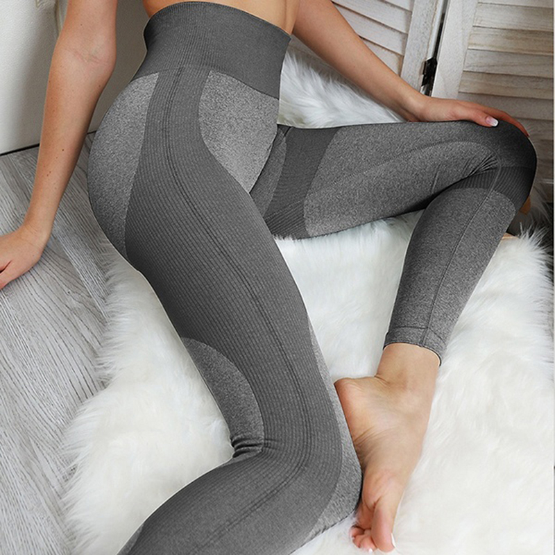 Women Breathable Fitness Legging Workout Slim Leggings High Waist Push Up Jeggings Quick-drying Gothic Leggings(China)
