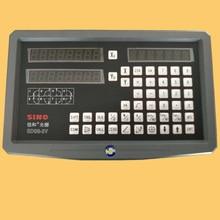 SINO SDS6  2V multifunctional milling machine lathe grinder linear scale grating ruler digital display DRO free shipping