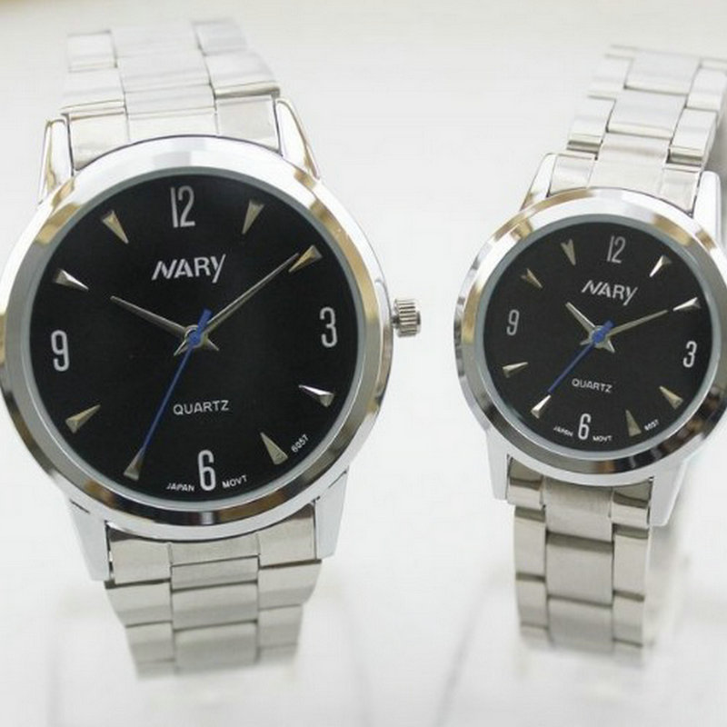 New business casual fashion watch male and female students temperament retro couple table point systems migration policy and international students flow