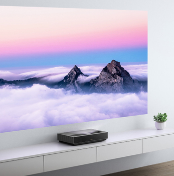 Original Xiaomi Fengmi Laser Projector TV 4K Cinema 150 Inch 2 4G/5G Wifi  Home Theater 2GB 64GB MIUI TV Support HDR10 Dobby DTS