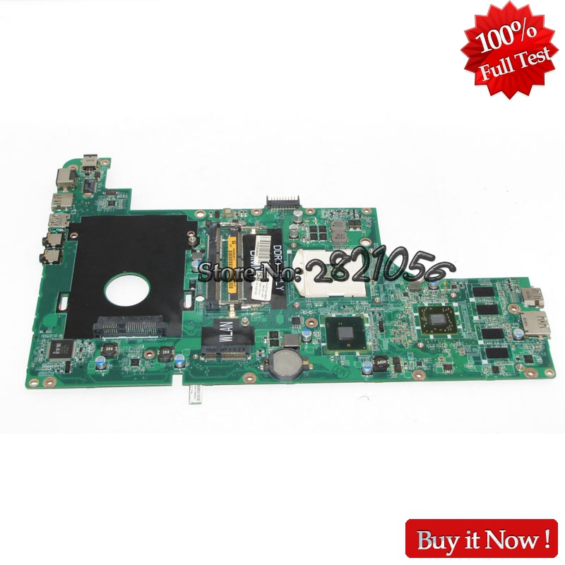 Nokotion Mainboard CN-0CTK0W CTK0W DAUM7BMB6E0 For dell Inspiron N3010 laptop motherboard HM57 HD4500 DDR3 Tested nokotion laptop motherboard for dell vostro 3500 cn 0w79x4 0w79x4 w79x4 main board hm57 ddr3 geforce gt310m discrete graphics