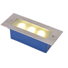Free shipping 9W LED underground light, waterproof ground lamps buried light skirting AC85-265V