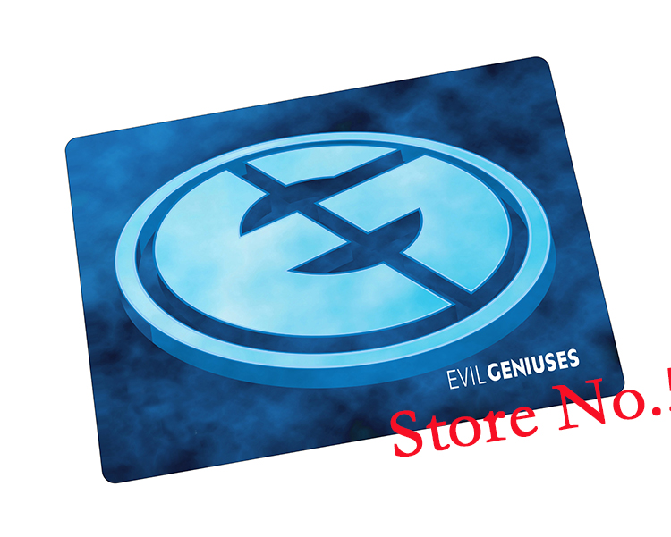 evil geniuses mouse pad Professional pad to mouse notbook computer mousepad cool gaming padmouse gamer to laptop keyboard mats