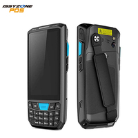 IssyzonePOS Android 7.0 PDA Handheld Scanner 1D 2D POS Terminal Wireless Wifi 4G Bluetooth Warehouse Express Inventory Delivery