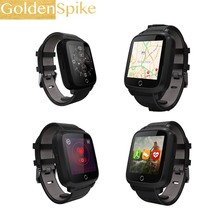 Bluetooth Smart Watch U11S 1G RAM 8G Memory ROM MTK6580 Quad Core Heart Rate Monitor Android 5.1 Smart Watch with Camera