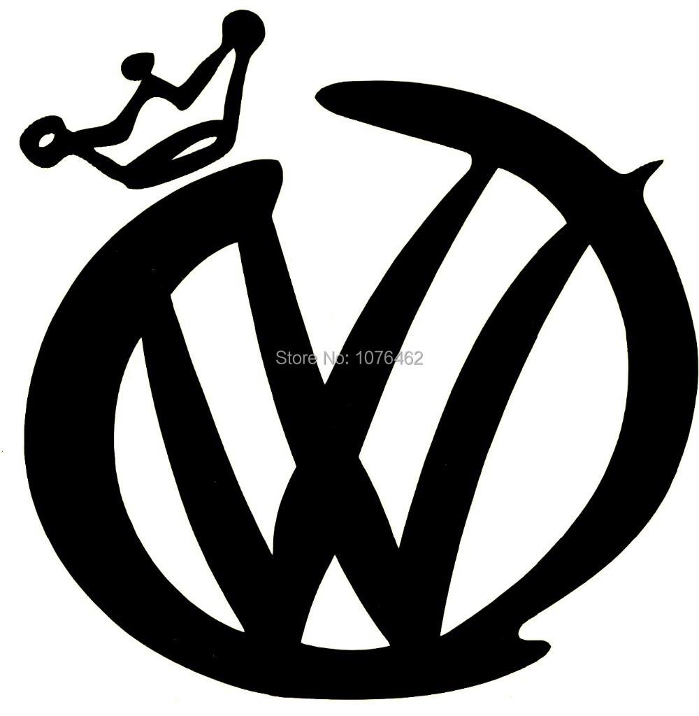 auto car truck sticker decal outdoor waterproof sticker vw. Black Bedroom Furniture Sets. Home Design Ideas