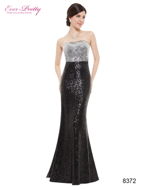 Clearance Sale] Prom Dresses Ever Pretty HE08372 Women\'s Strapless ...