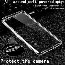 For Xiaomi Mi5s Mi 5S Case IMAK Ultra Thin Soft TPU Clear Back Cover Phone Bags Cases For Xiaomi Mi 5S