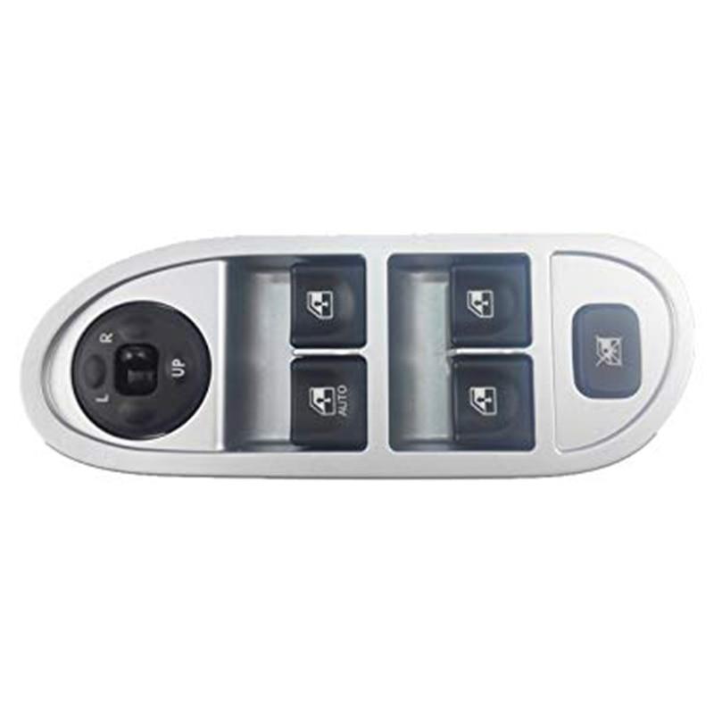 Automotive Electric Window Regulator Switch Glass Lift Controller For Jac J3 3750310U8160
