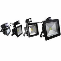 1 teile/los 10W20W30W50W LED Sensor lichter wasserdichte flutlicht  PIR motion sensor Induktion  Sinn detektiv Sensor flut lampe