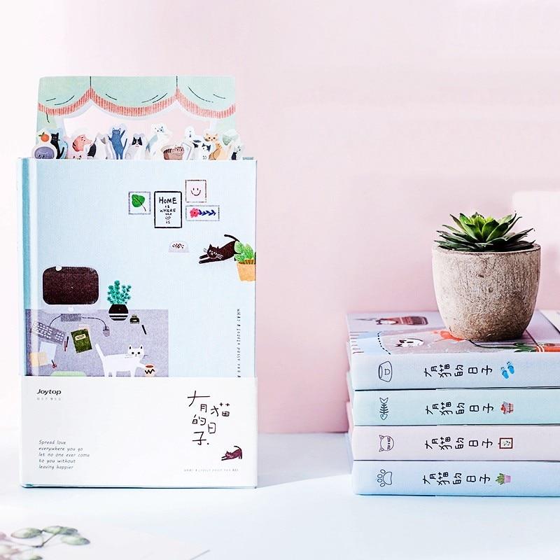 US $17 6 |Bullet Journal Notebook Japanese Stationery Kawaii Cute Planner  Diary Filofax A5 Handbook Agenda Notebooks School Supplies Gifts-in