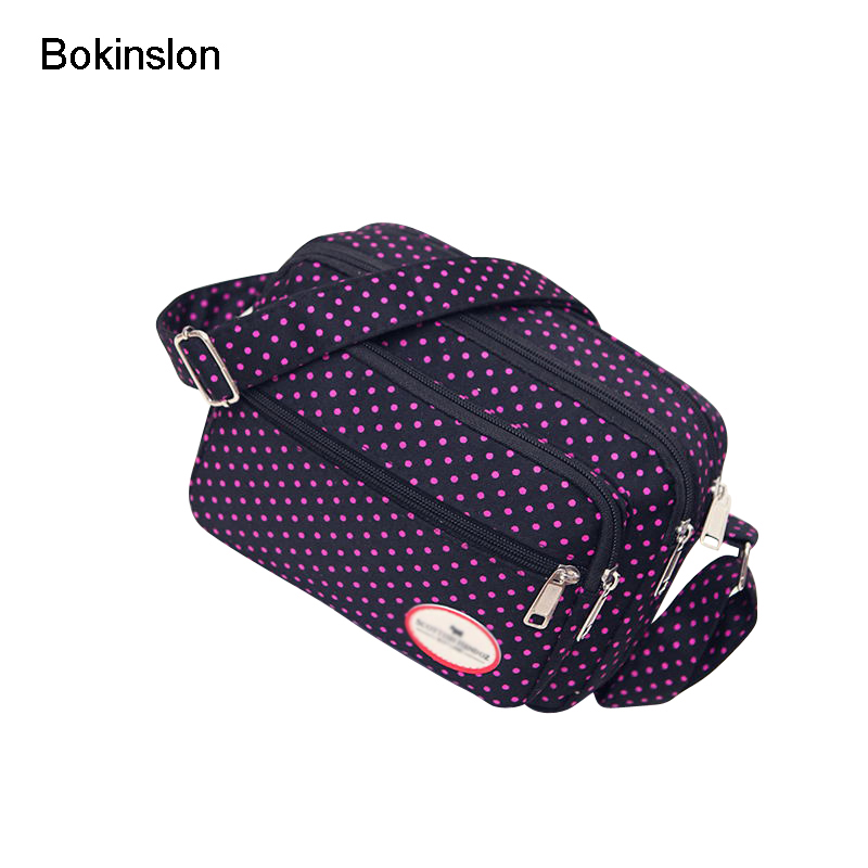 Bokinslon Woman Small Square Bags Casual Canvas Women Crossbody Bag Practical Multifunction Female Shoulder Bags Bokinslon Woman Small Square Bags Casual Canvas Women Crossbody Bag Practical Multifunction Female Shoulder Bags